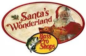 Bass Pro Shops Pictures with Santa