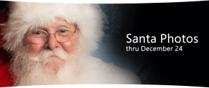 green hills pictures with Santa