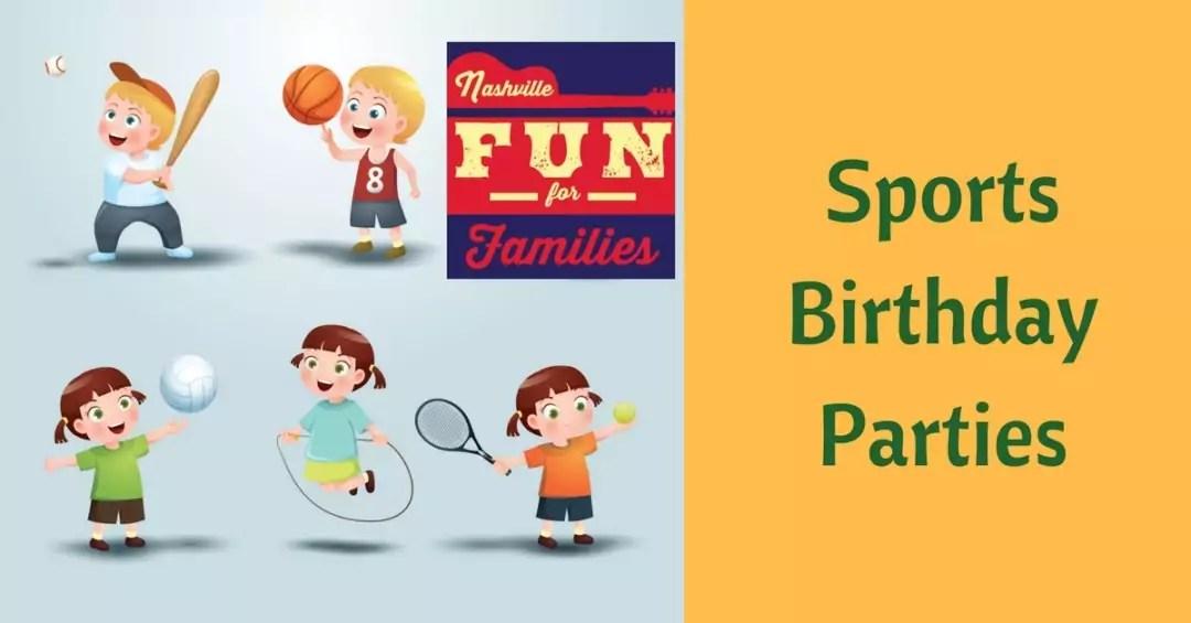 Go Karts Nashville >> Sports Birthday Party Venues | Nashville Fun For Families