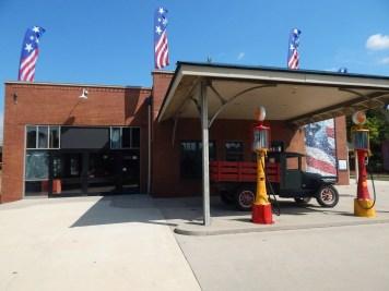Huntsville Depot - Auto exhibit