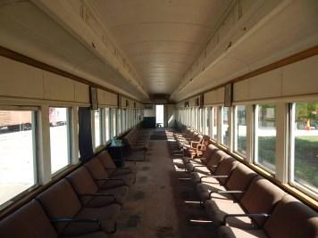 Huntsville Depot - Passenger Car