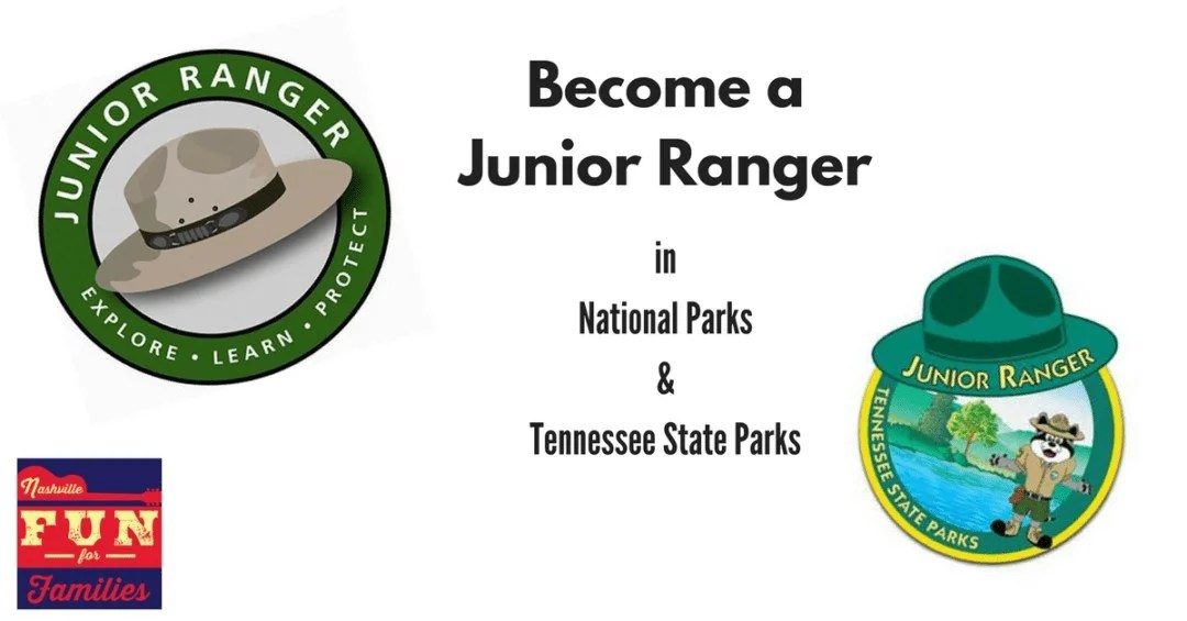 Become a Junior Ranger at a State or National Park Near You!