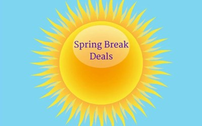Spring Break Deals