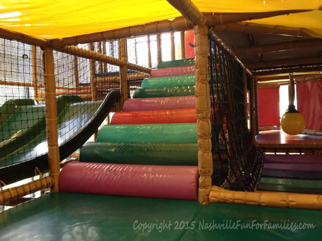 Cornerstone Indoor Playground - Inside