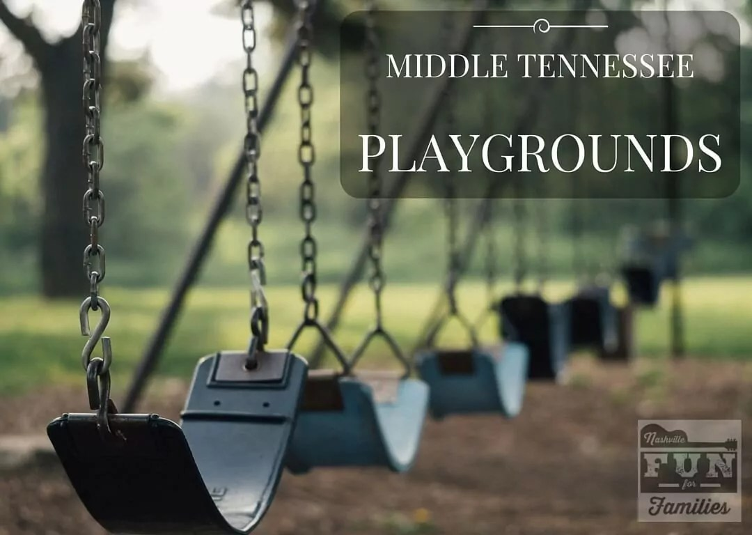 Middle Tennessee Playgrounds