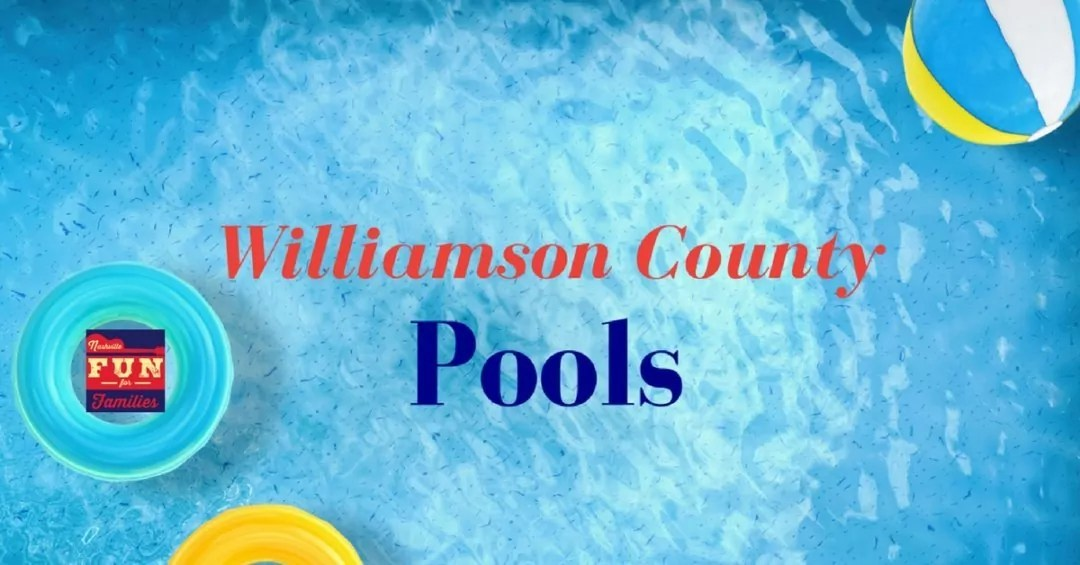 Williamson County Pools