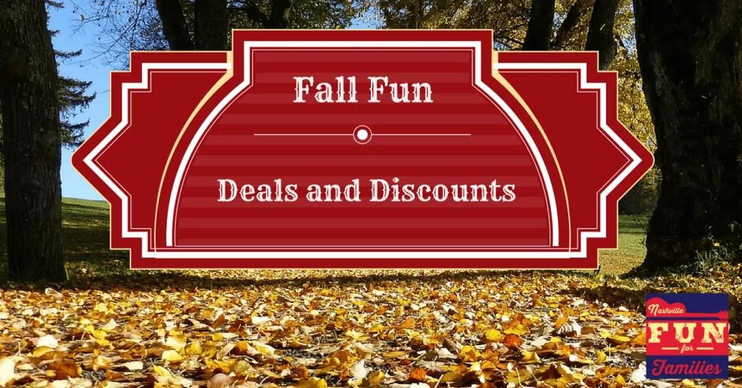 Nashville Fun for Families - Fall deals