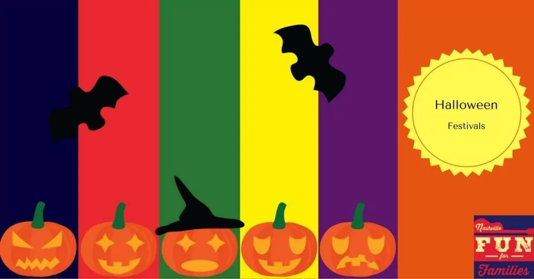 Fall Guide to family fun in Nashville - Halloween Festivals
