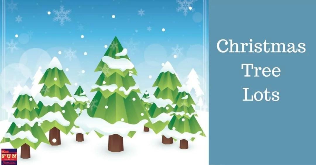 Nashville Christmas Guide - Christmas Tree Lots
