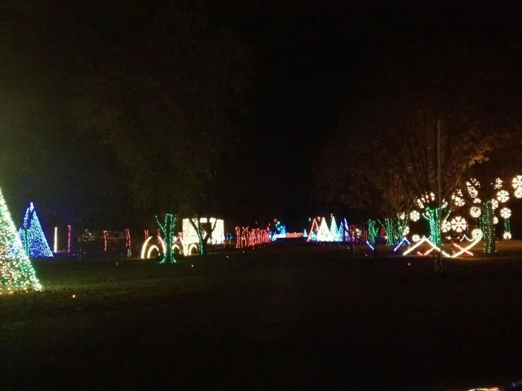 Dancing Lights of Christmas at Jellystone Park | Nashville Fun for ...