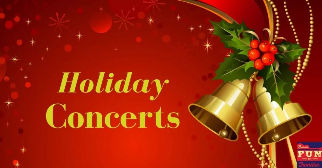 2017 Nashville Christmas Guide - holiday concerts