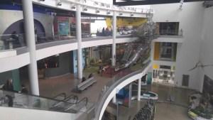 Discovery Park - inside