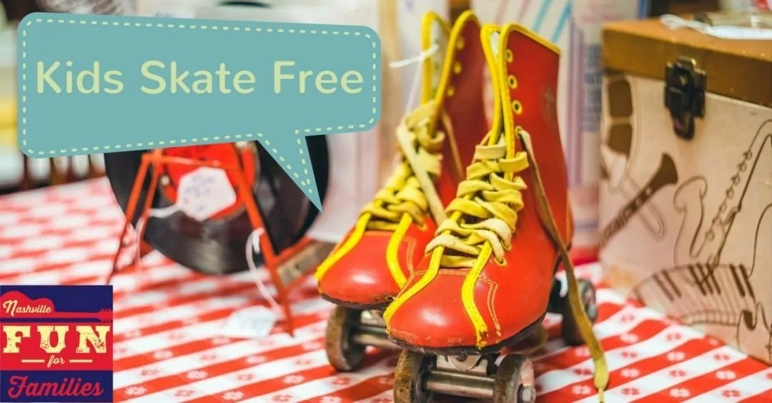 Fall Guide to Family Fun in Nashville - Kids Skate Free