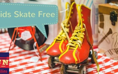 Kids Skate Free in Middle Tennessee