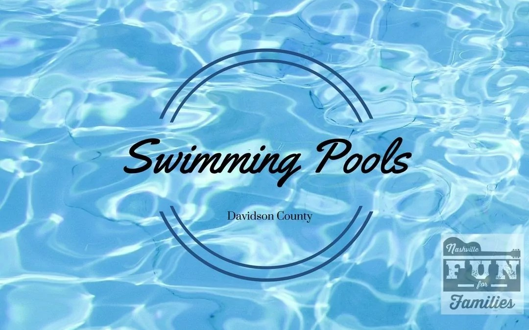 Outdoor Swimming Pools – Davidson County