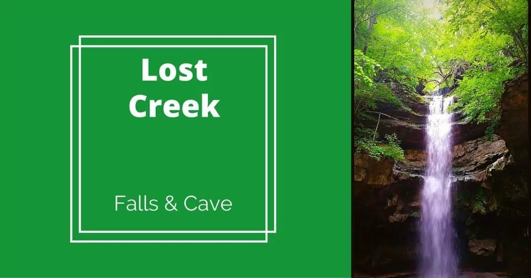 Lost Creek Falls and Cave