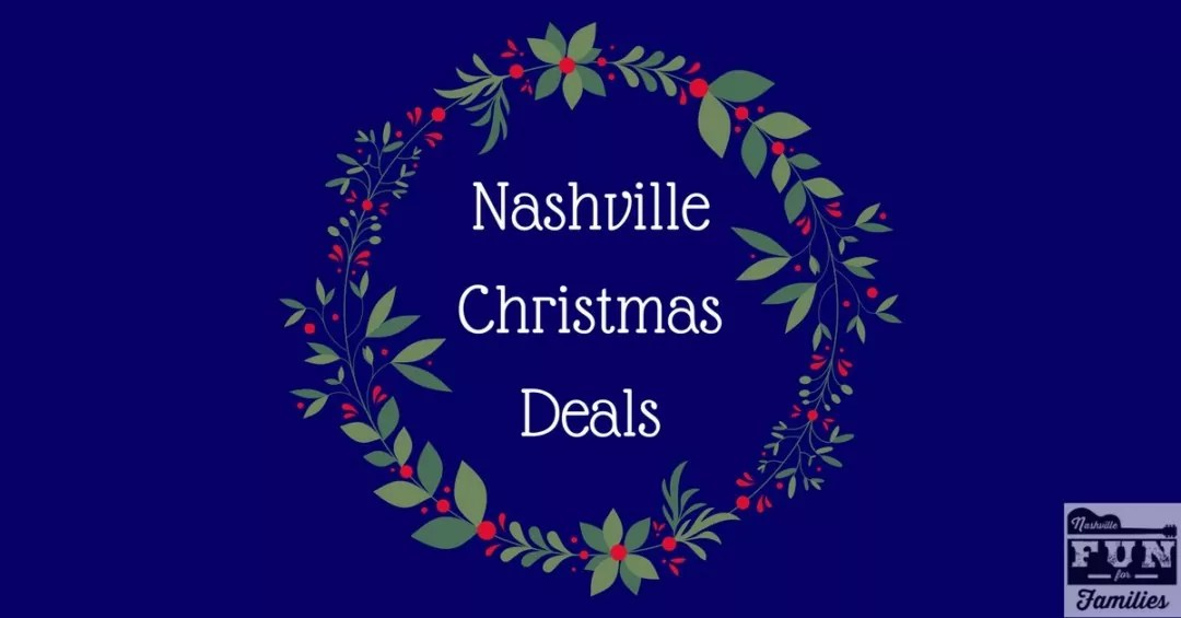 Holiday Deals and Discounts in Nashville