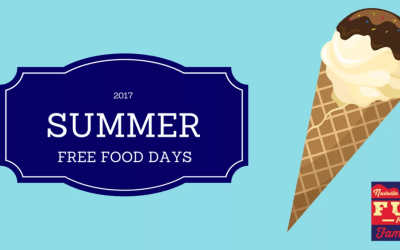 Summer Food Free Days