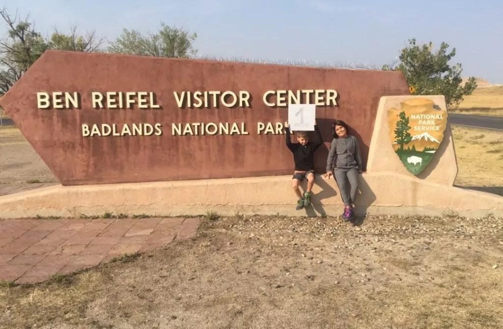 In Awe of the Black Hills - Badlands National Park