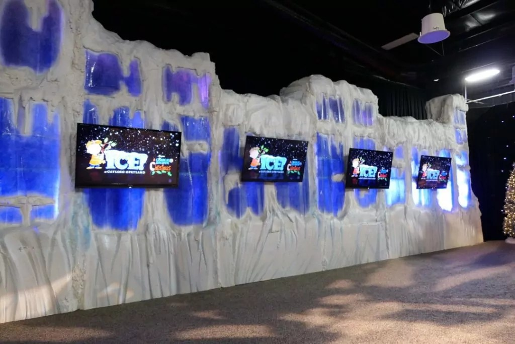 Gaylord Opryland Christmas 2017 - ICE intro video