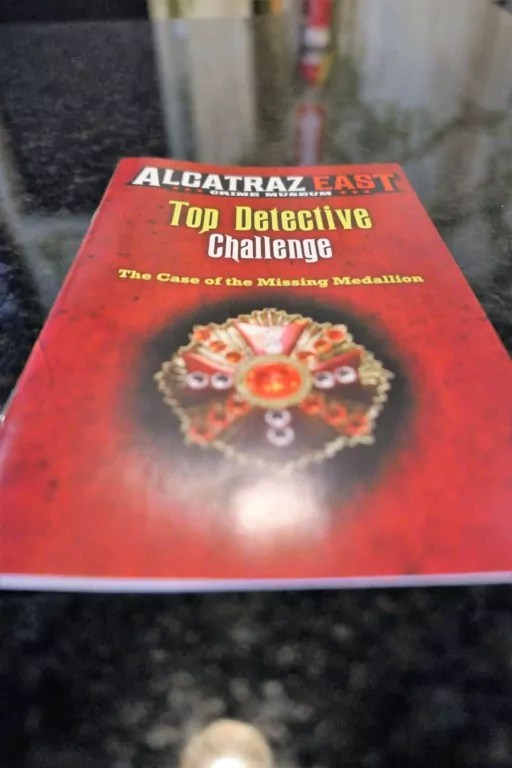 The Island in Pigeon Forge - Alcatraz East - Detective Challenge