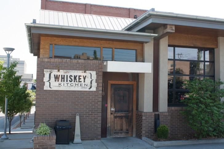 Whiskey Kitchen Address Bar