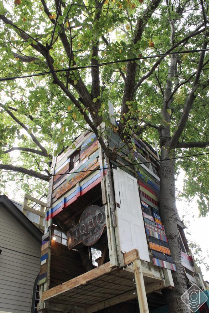 The Treehouse In Nashville Nashville Guru