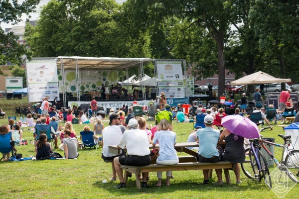 Centennial Park Nashville Fun Families - Year of Clean Water