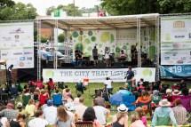Musicians Corner Centennial Park Nashville Guru - Year of