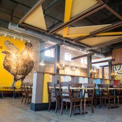 Brick Floor Kitchen Block A Look Inside: Holler & Dash | Nashville Guru