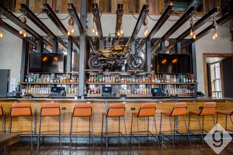 A Look Inside Dierks Bentleys Whiskey Row  Nashville Guru