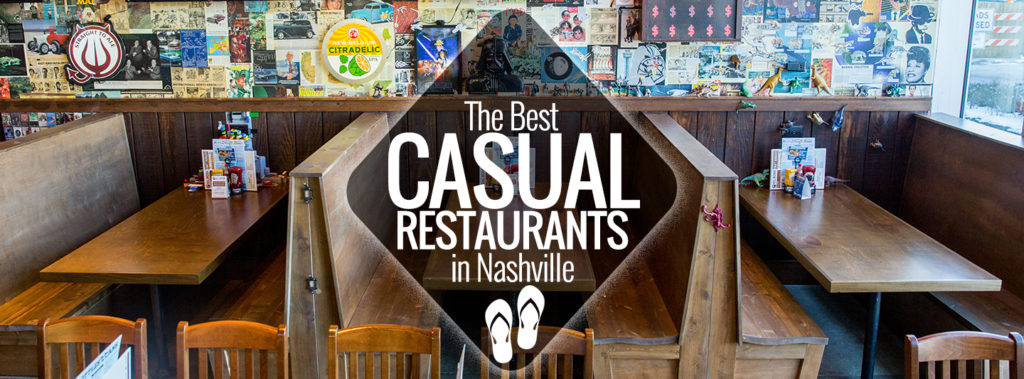 Casual Dining Restaurants Near Me