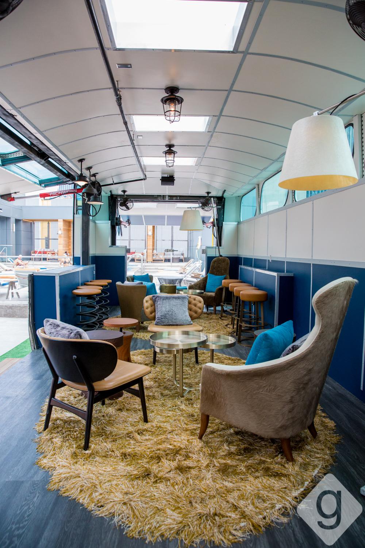 cafe chairs wooden wingback johannesburg a look inside: bobby hotel | nashville guru