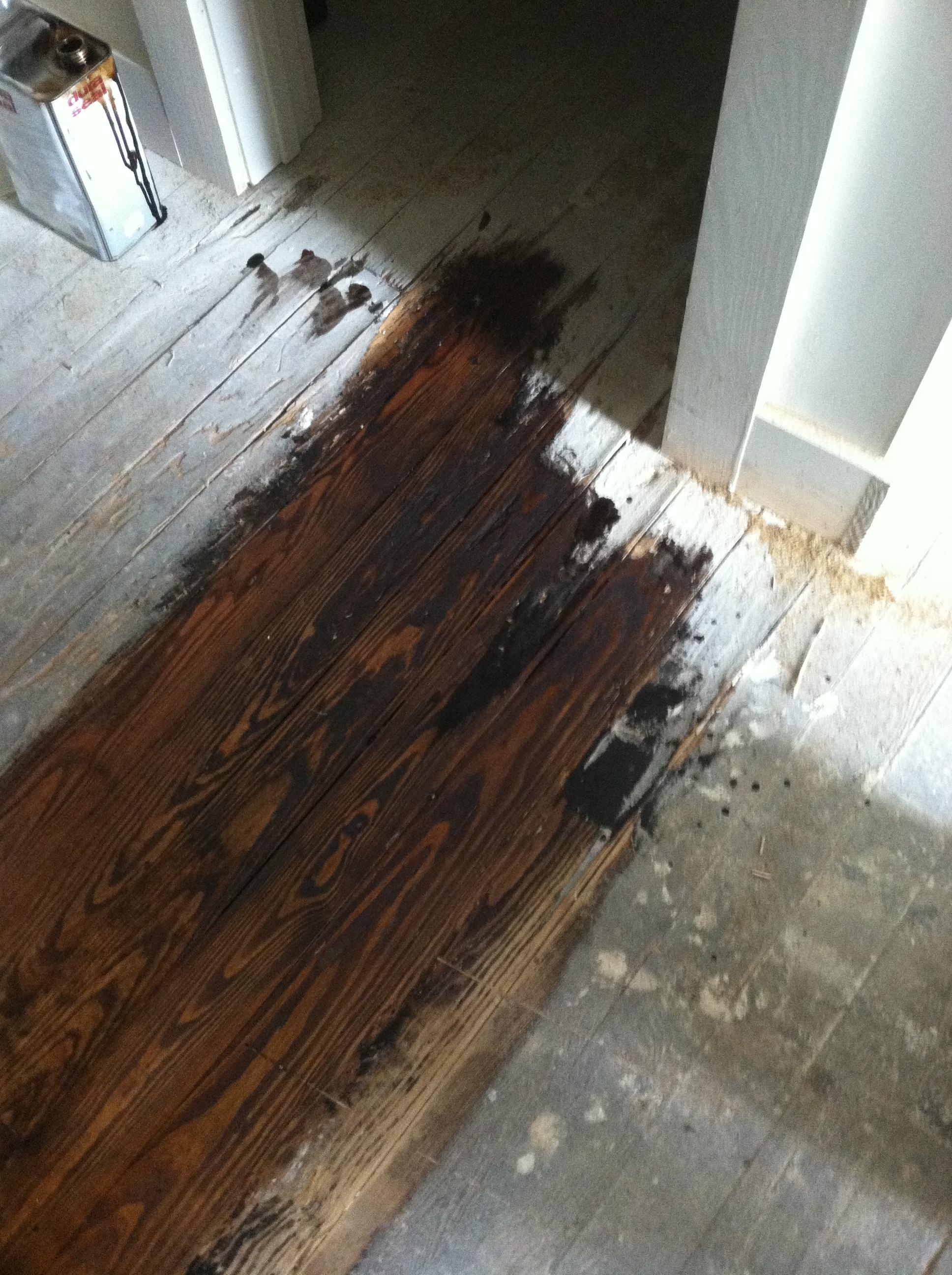 Sanding and Refinishing Old Pine Floors  nashvillehardwoodflooring