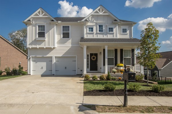 Canterbury Subdivision Homes For Sale Thompson Station TN