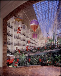 Christmas at Gaylord Opryland Nashville