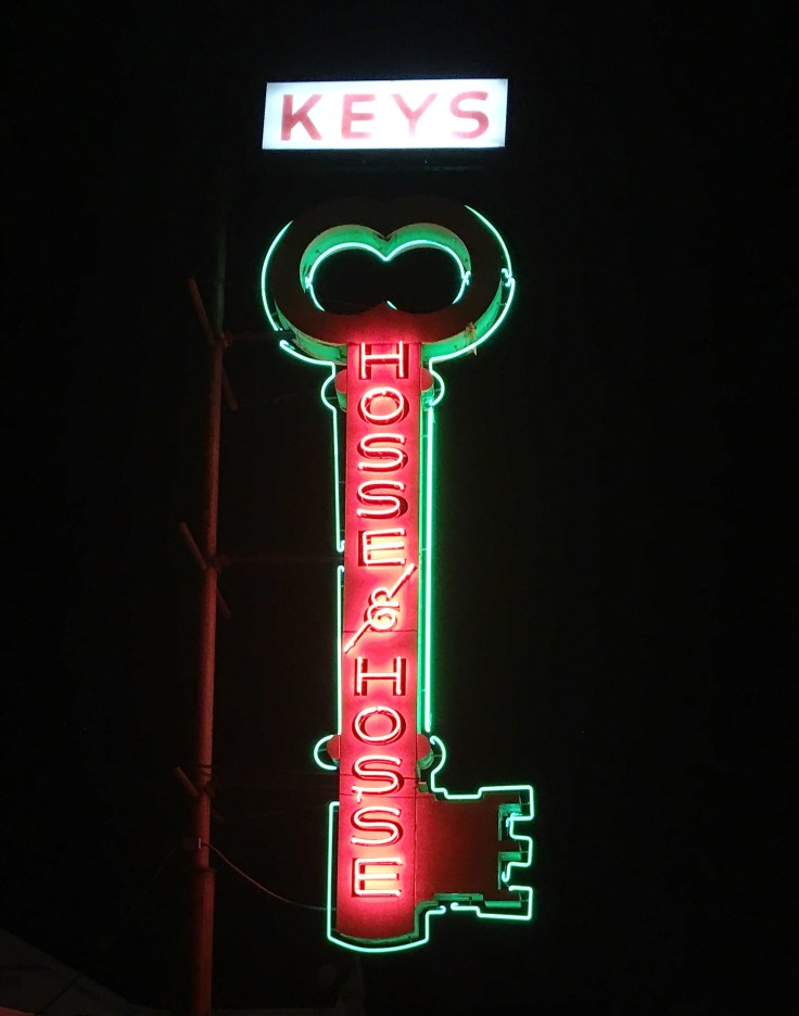 Hosse key sign art Nashville