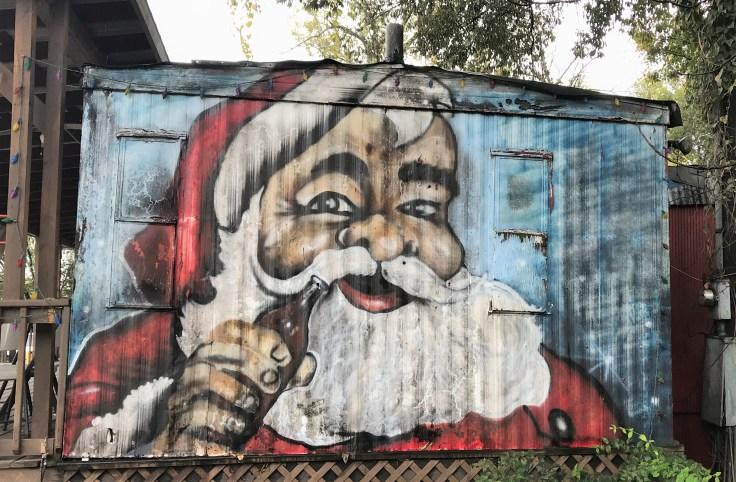 SantaWithBeer