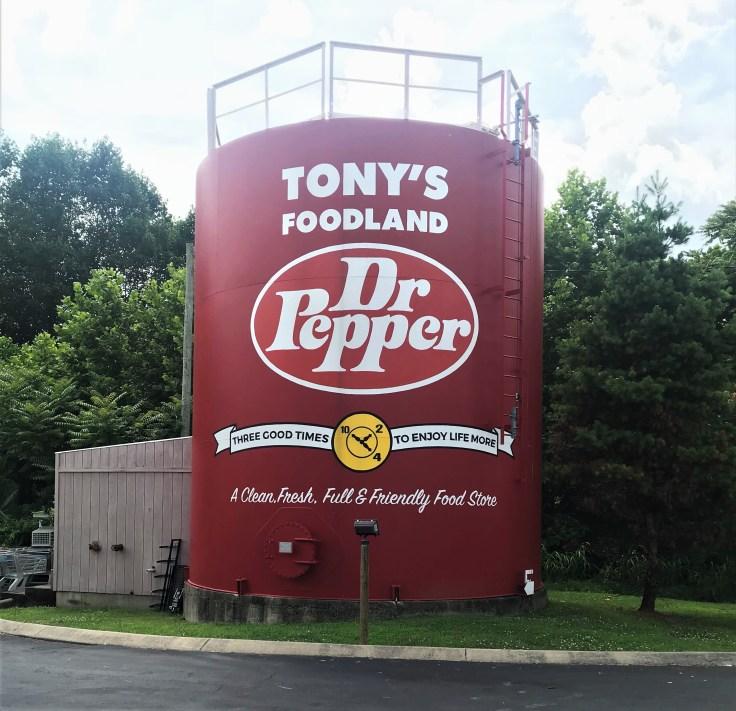 TonysFoodland