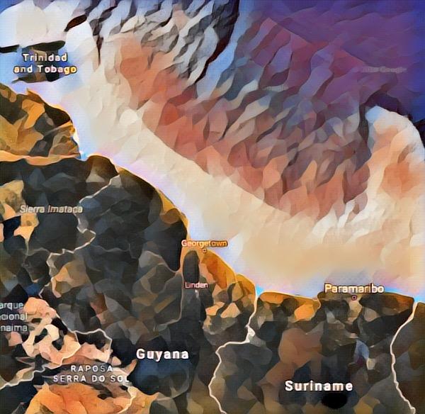 MapofCarib
