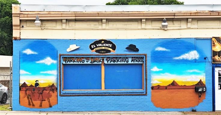 El Valiente Mural street art Nashville