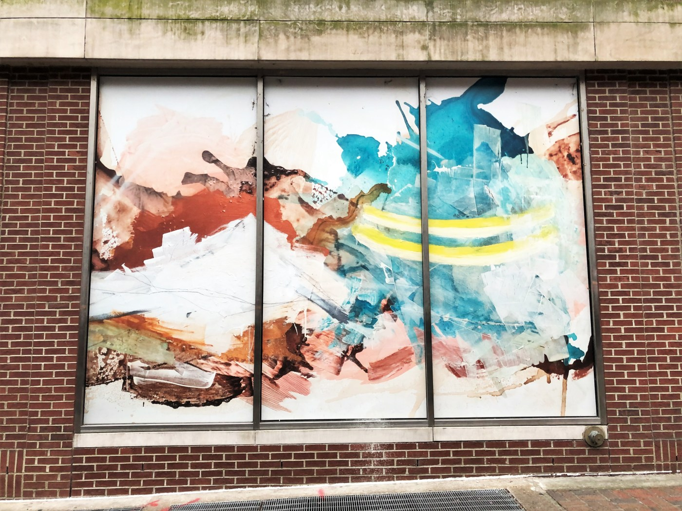 ATT Cole Mural Nashville street art