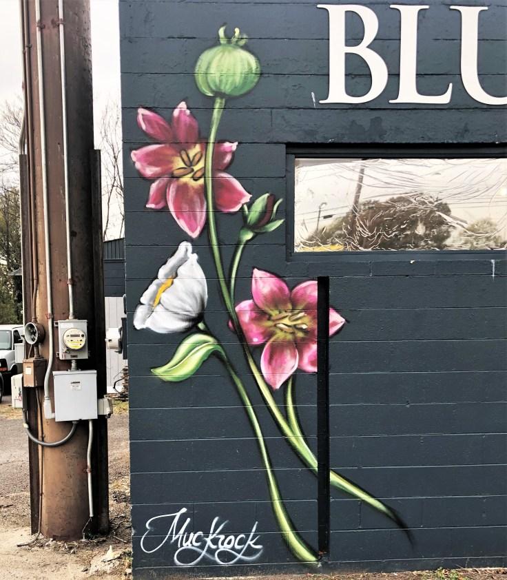 Dolly Parton Mural Nashville street art