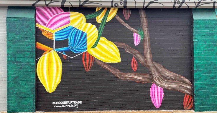 Turnip Truck Mural Nashville street art