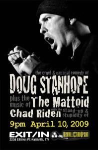 Doug Stanhope @ Exit/In 2009.04.10