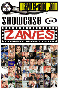 NashvilleStandUp.com Showcase @ Zanies
