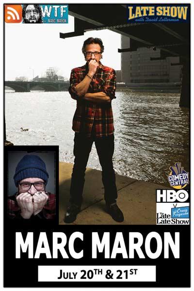 Marc Maron @ Zanies