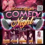 Renard Hirsch's Comedy Night Showcase - May 27, 2015 at Flava's