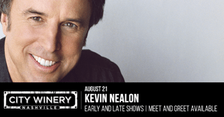 Kevin Nealon at City Winery 8/21/2015