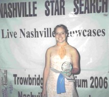 Awards Trophies Prizes Nashville Star